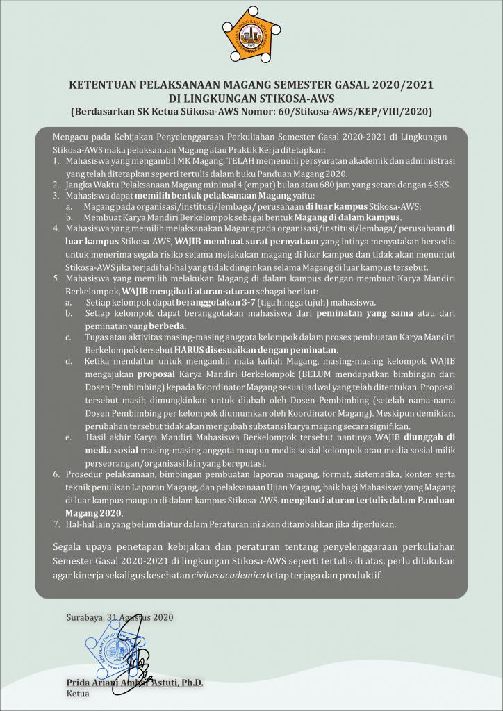 Pelaksanaan Perkuliahan Semester Ganjil 2020-2021 Rev.1 (1)
