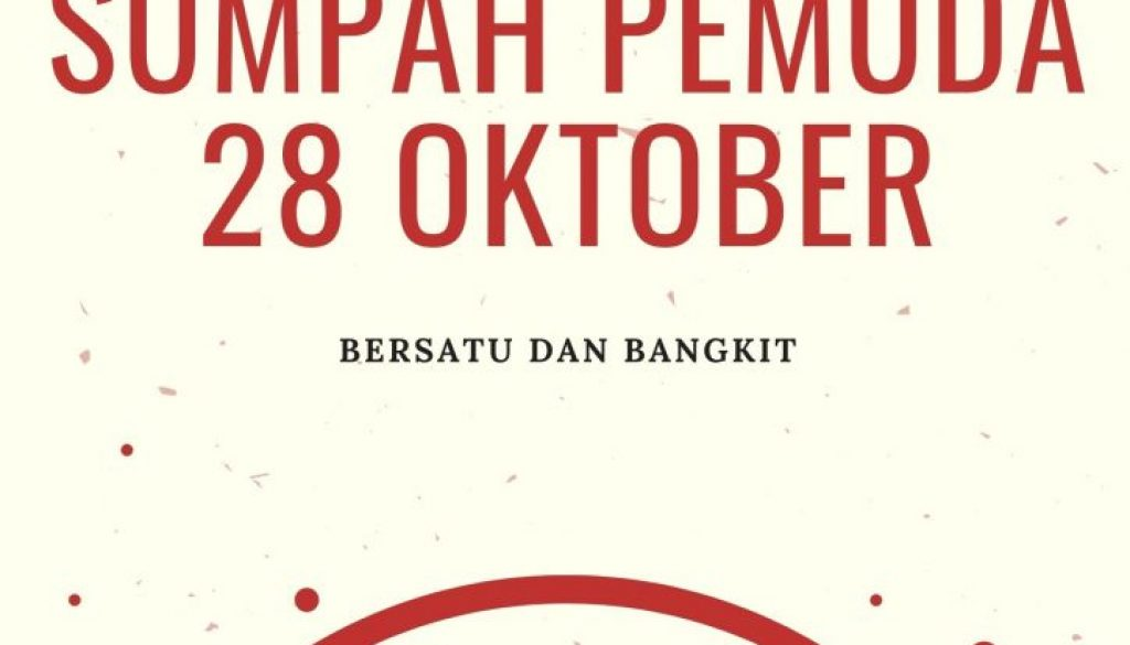 28 Oktober Sumpah Pemuda